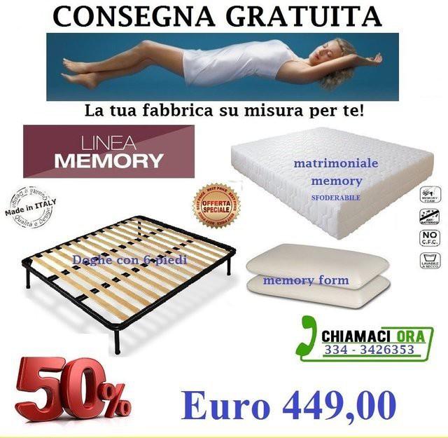 Promo Italia Materassi Prezzi.Materassimultiflexbed